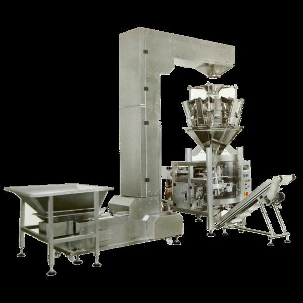 全自动锅巴包装机膨化食品包装机