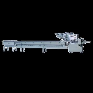 方便面自动高速枕式包装机,可配双伺服自动供料及自动接膜装置